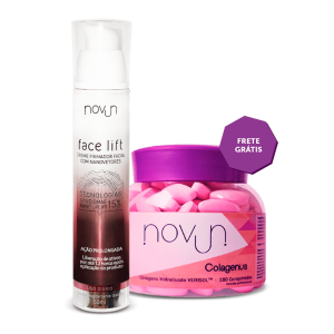 Booster Tratamento Antienvelhecimento Novun